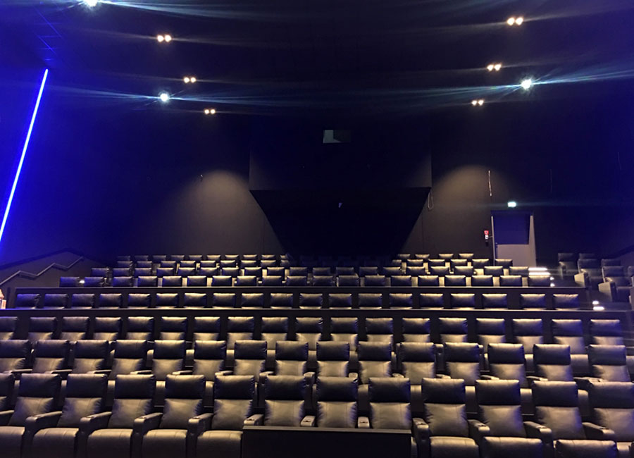 LET Technik | Referenz: Umbau UCI Kinowelt